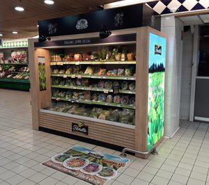 El sector de IV gama demanda más espacio en los supermercados