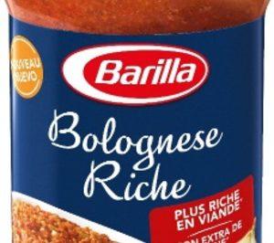 Barilla amplía su gama de salsas boloñesa