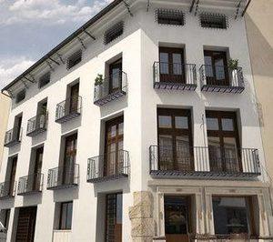 El hotel boutique Monumento prepara su apertura en Caravaca de la Cruz