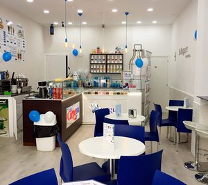 Yoyogurt crece en Madrid capital