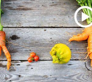 Crece el movimiento en pro de la fruta y verdura fea