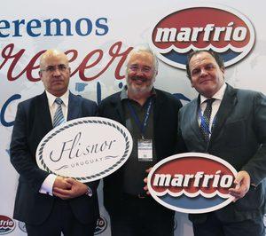 Marfrío toma el 70% de una empresa en Uruguay y alcanza el 100% en Perú