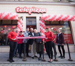 Telepizza completa la transformación de las tiendas de Fortys Pizza en República Checa