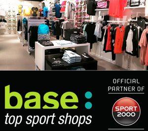 Base Detall Sport, socio del grupo de compras Sport 2000 International