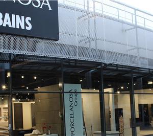 Porcelanosa abre las puertas de su nuevo showroom en Francia