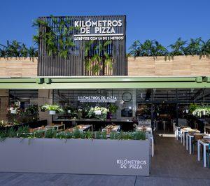 Kilómetros de Pizza inaugura su cuarto restaurante