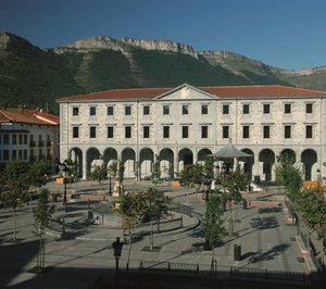 El hotel-balneario de Orduña reabrirá sus puertas