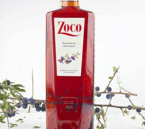 Zoco, la marca líder en pacharán, se moderniza