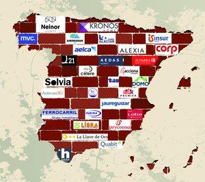 Los nuevos dueños del ladrillo en España