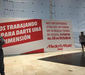 MediaMarkt prepara sus mudanzas antes de fin de año
