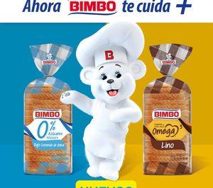 Bimbo amplía su catálogo con nuevos panes saludables