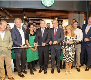 Starbucks y Amura Food abren un local en El Corte Inglés de Las Palmas