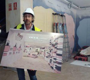 Ikea renueva su transporte con 7 proveedores ante el aumento del ecommerce y montaje