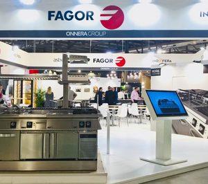 Fagor Industrial presenta sus novedades en equipamiento hostelero en Host Milán 2017