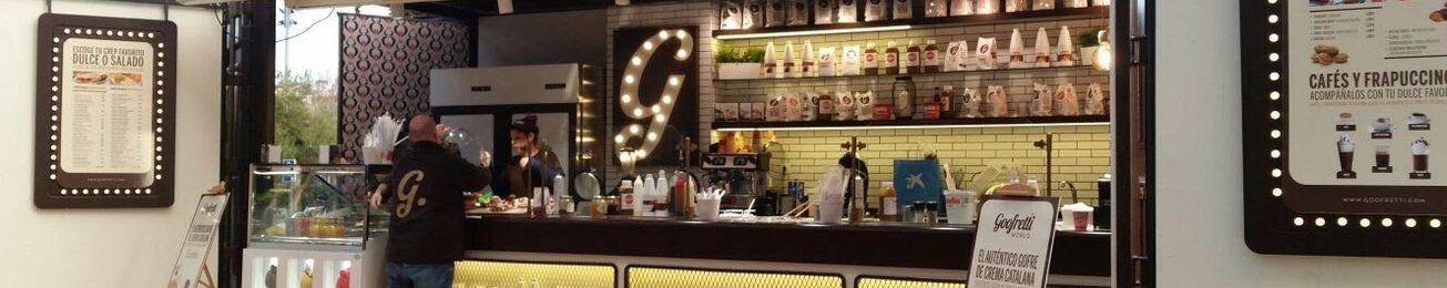 Informe de Cadenas de Cafeterías en España 2017