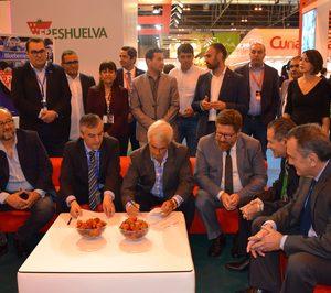 Freshuelva firma un convenio de colaboración con Asoex (Chile)