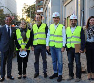 Riu empieza las obras de su hotel en el Edificio España
