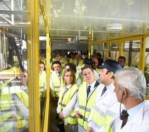Schweppes Suntory invertirá 60 M hasta 2021 en su planta de Toledo