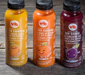 Cool-Vega entra en cremas refrigeradas y zumos funcionales