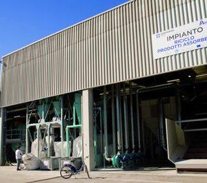Procter & Gamble pone en marcha la primera planta mundial para reciclar pañales