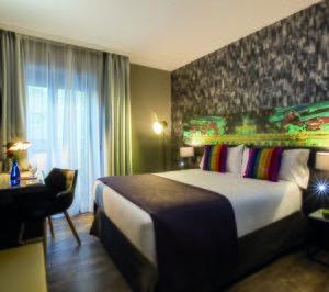 Leonardo presenta sus dos hoteles madrileños comprados a Torimbia