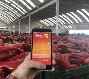 La Unión lanza una app para sus agricultores