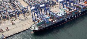 TTI Algeciras cierra en pérdidas por la quiebra de Hanjin