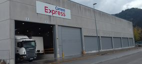 Correos Express traslada y amplía su plataforma del País Vasco