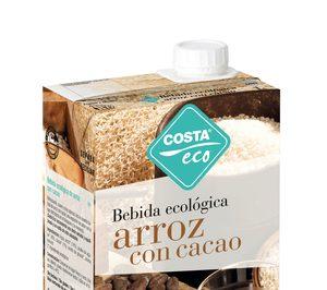 Costa sigue innovando en bebidas vegetales ecológicas