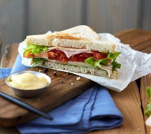Schär lanza su pan de sandwich para el canal foodservice