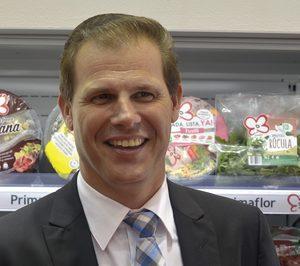 Ronni Diespstraten, nuevo director general de Primaflor
