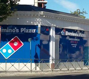 Domino's Pizza pone en marcha 12 locales en los dos últimos meses