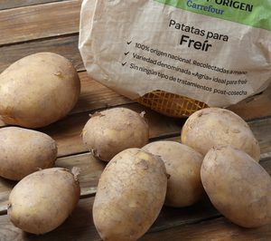 Almacenes Rubio amplía su oferta de patatas para Carrefour