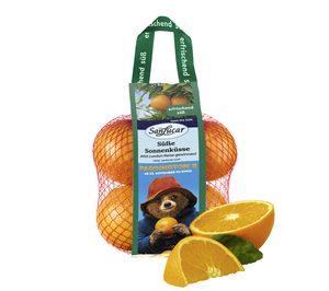 SanLucar y el oso Paddington promocionan el consumo de cítricos