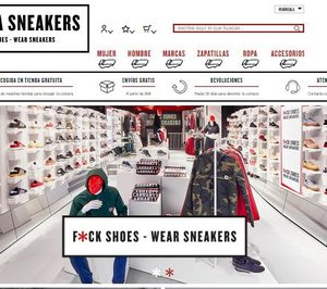 Wanna Sneakers se introduce en el mercado online