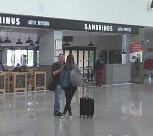 Aena licita la restauración del aeropuerto de Málaga