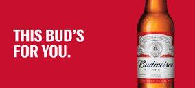 Budweiser lanza su primera gran campaña con AB-InBev