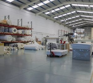 Colchones Delax proyecta la construcción de una nave logística