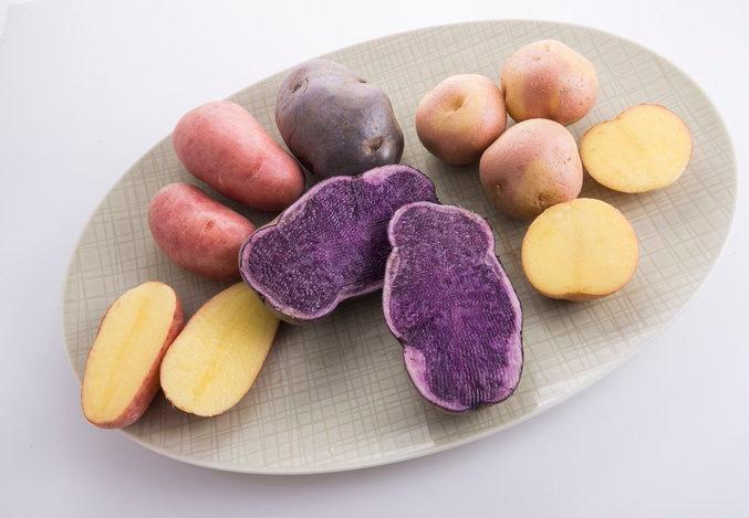 Tradición e innovación en tus platos de otoño con variedades de patata muy especiales