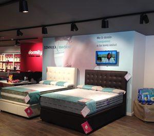 Dormity invierte en un nuevo punto de venta en Barcelona