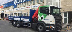 Distriplac incorpora su primer vehículo alimentado por GNL