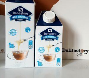 Tetra Pak entra en leche condensada a través de una firma española