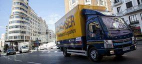 Dachser Iberia incorpora su primer camión híbrido