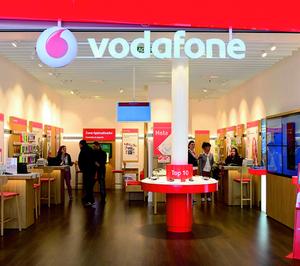 Vodafone España eleva un 2,4% sus ingresos en el primer semestre