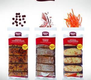 Inpanasa amplía la familia de bizcochos y renueva su packaging