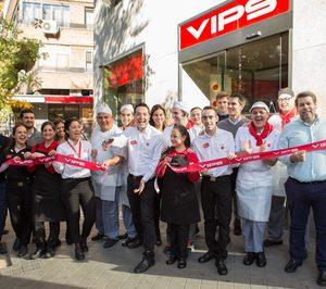 VIPS abre en el  antiguo Mercado de Moncloa