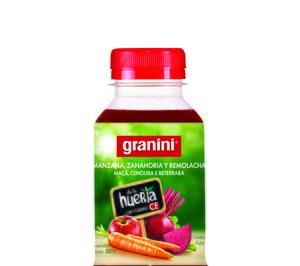 Granini incorpora un nuevo zumo de fruta y verdura