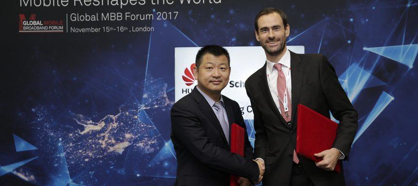 La iluminación multifuncional une a Schréder y Huawei