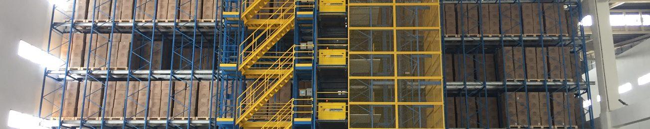 Infome 2017 del sector de sistemas de almacenaje y estanterías en España