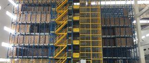 Informe 2017 del sector de sistemas de almacenaje y estanterías en España